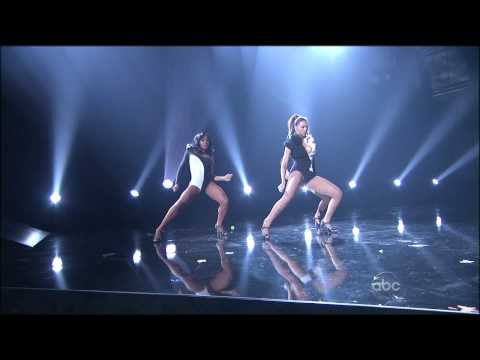 Beyonce - Single Ladies - 2008 AMA HD