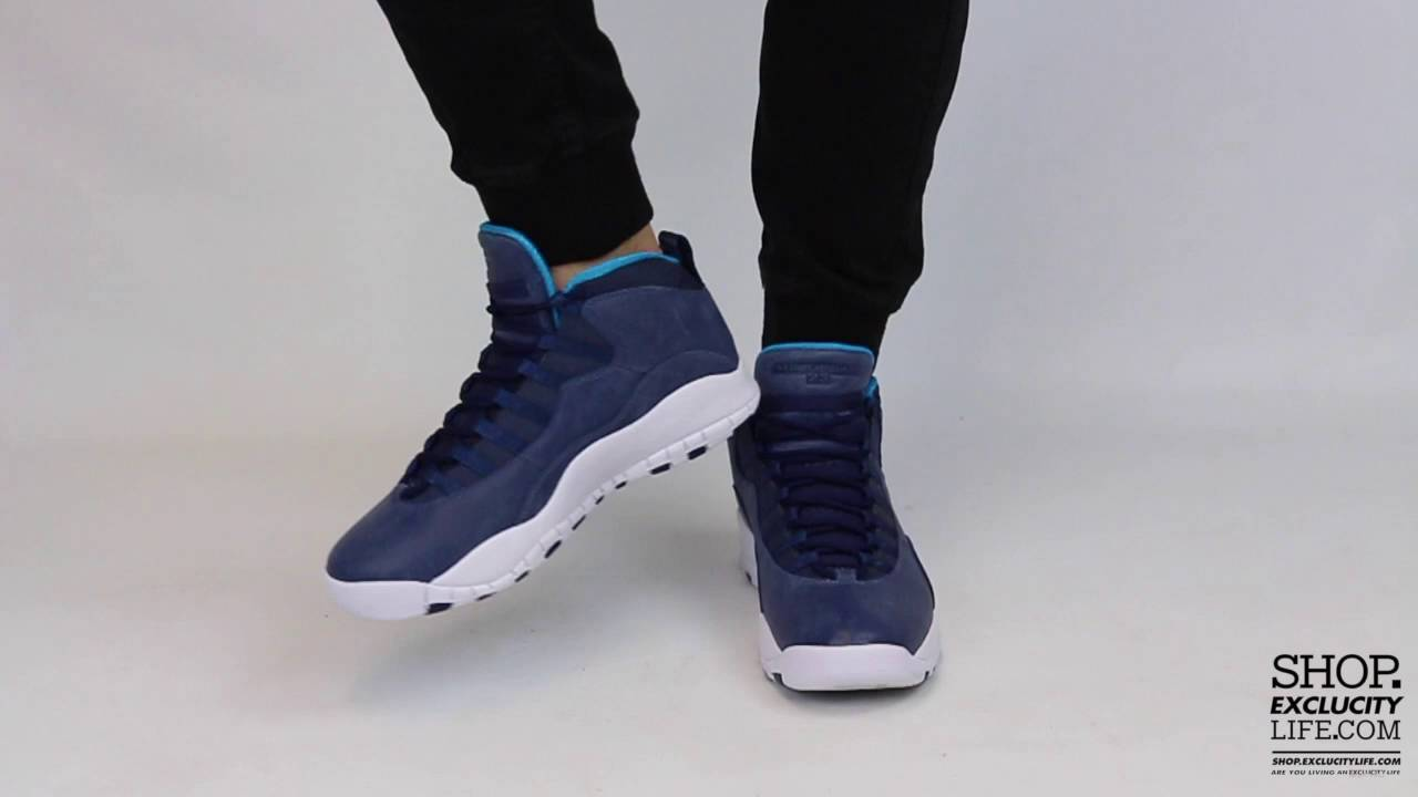 7941b548dc9e Air Jordan X