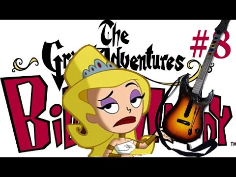 Let's Play as: Eris: The Grim Adventures of Billy and Mandy for the PS2: Gameplay and Commentary