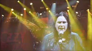 OZZY OSBOURNE AND FRIENDS LIVE AT OZZFEST JAPAN 2015 WIDE SCREEN EDITION