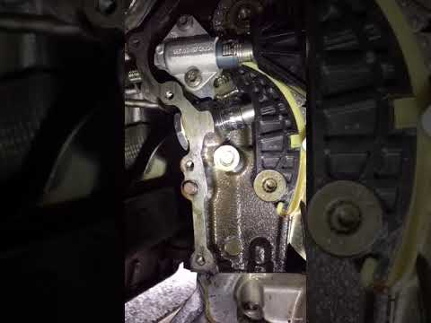 09 Volkswagen Cc 2.0T - Timing Chain Replacement