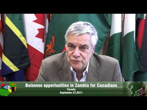 Business opportunities in Zambia for Canadians