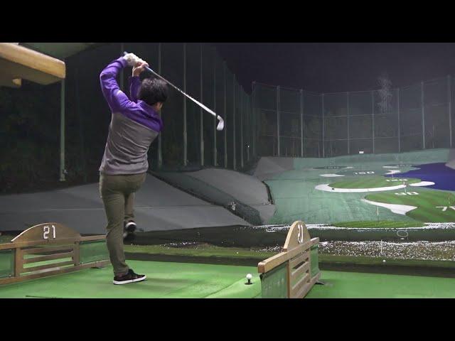 インテンショナルなゴルフ