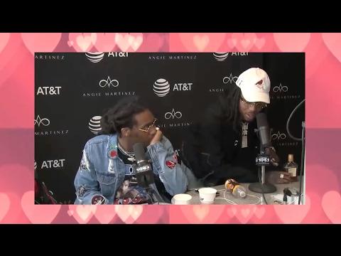 Migos, Big Sean, Rick Ross & More Share Valentine's Day Advice