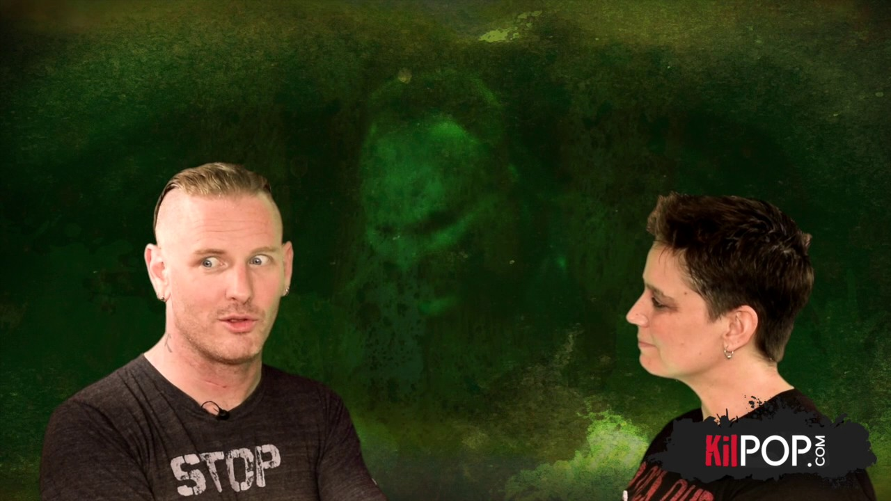 Kilpop Minute: Corey Taylor talks about meeting his wife ...