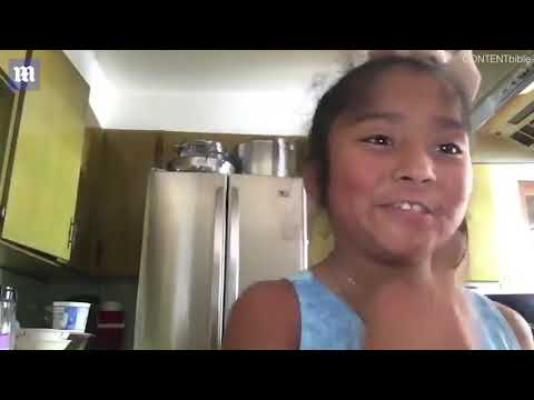 Video: Little Girl Picks Up Her Baby Sister By The Head In Hilarious Video