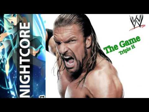 WWE The Game (Triple H)-Nightcore Version