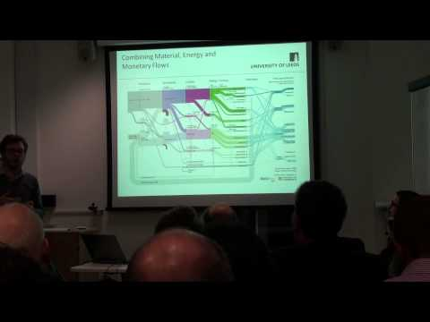 UCL-Energy seminar: 'Relationship between materials, energy, emissions and the economy'