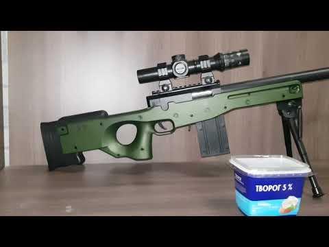 игрушка - китайская снайперская винтовка Jf18a