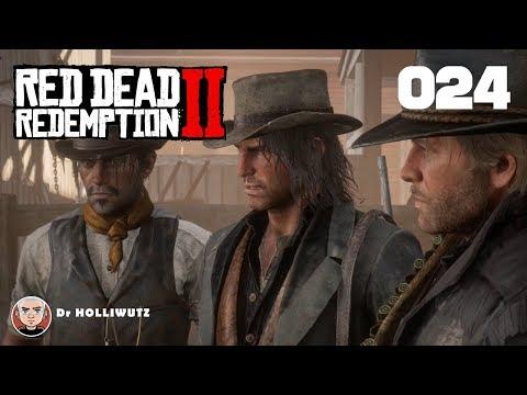 Red Dead Redemption 2 gameplay german #024 - Pferdefleisch zum Abendbrot [XB1X] | Let's Play RDR 2