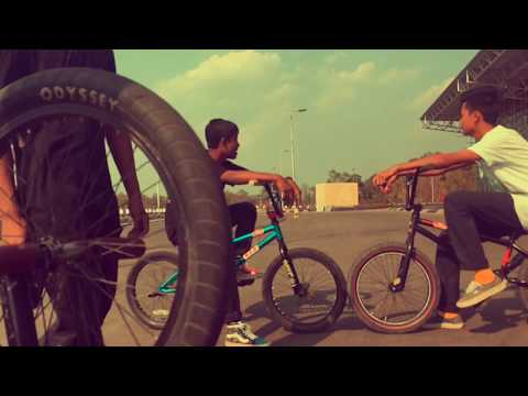Tura BMX FLATLAND & STREET VIDEO, IN ASSOCIATION WITH (FREAK OUT CREW).