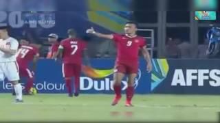 Indonesia vs Vietnam 2-1 Highlights Semifinal AFF 3 Dec 2016 (1st leg)