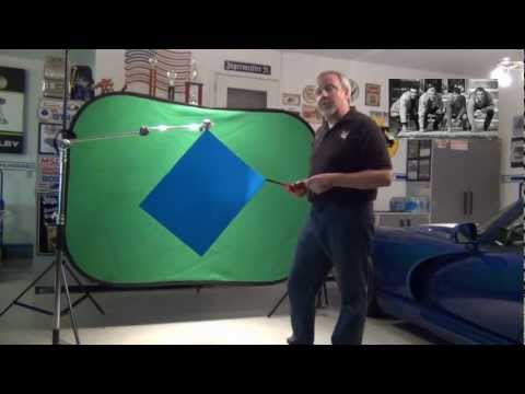 Chroma Key FIRE How PRO's Create Real Fire Transitions Tutorial by Paul Holtz