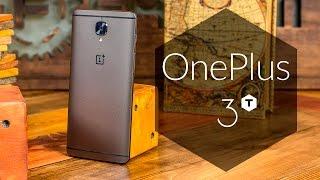 OnePlus 3T - тот же OnePlus 3, но немного лучше. Распаковка и краткий обзор OnePlus 3 T