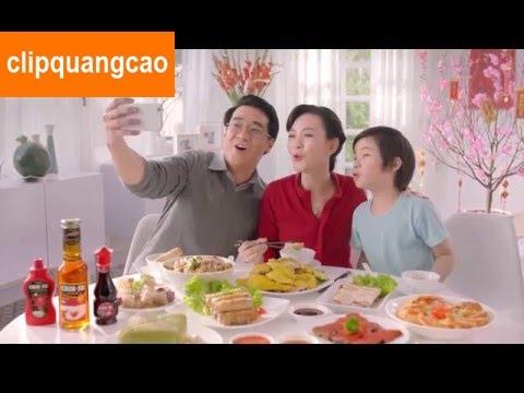 Clip Quảng Cáo Chinsu Tết 2016 | Chin-Su hảo hạng, Tết vạn món ngon !