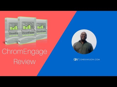 ChromEngage Review – The lead generation software