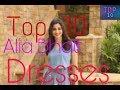 Top 10 dresses Alia Bhatt | Stylish pics | Top 10