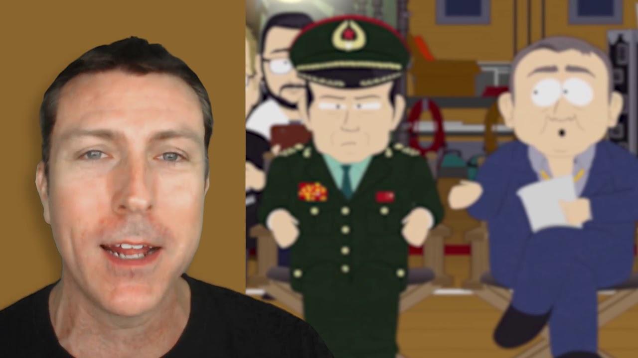 Mark Dice South Park Predicts The Future