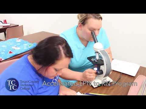 Texas County Technical College - LPN to RN program