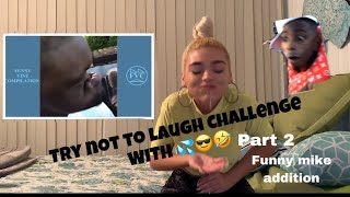 HILARIOUS try not to laugh challenge **WITH 💦** PART 2 😂 funny ...