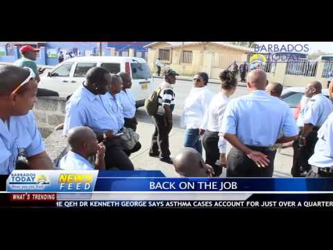 BARBADOS TODAY AFTERNOON UPDATE MAY 6, 2015
