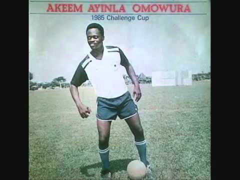 AKEEM AYINLA OMOWURA and His Apala Group.