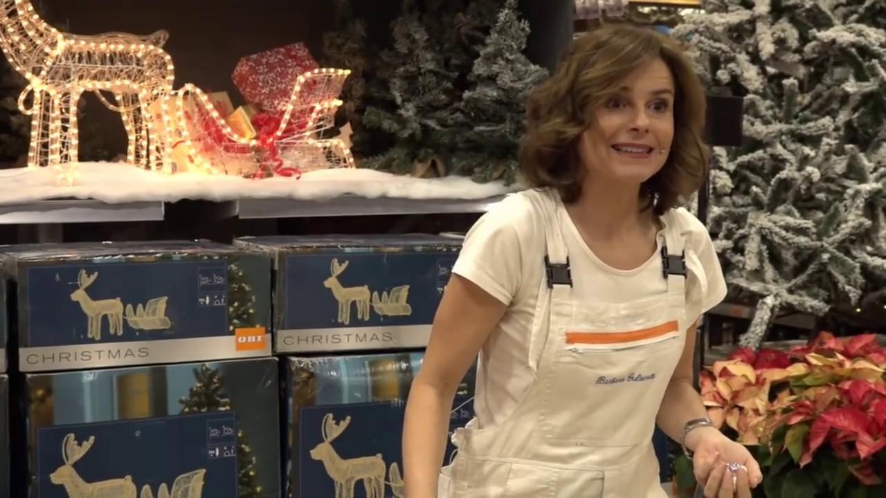 Natale Fai Da Te Come Fare Con Barbara In Diretta Da Obi Novara
