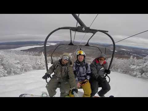 OvRride Mount Snow Powder Trip
