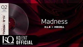 [EDEN_STARDUST.02] 이든(EDEN), HLB - 'MADNESS' (Feat. MRSHLL) (Lyric Video)