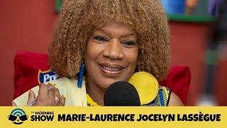 Man Lolo (Marie-Laurence Jocelyn Lassègue) nan The Morning Show