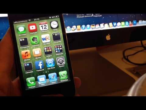 Como Liberar Un Iphone  De Vodafone