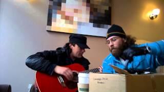 Jfrost-hear It All Coffee Shop Version W/rob Keyes (st Johns, Newfoundland)