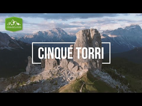 A Rock Climbers' Guide To Cinque Torri In The Italian Dolomites | Rock Climbing Vlog Ep. 36