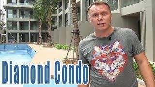 Diamond Condo на Банг Тао -окончание строительства! Пхукет, Недвижимость в Таиланде