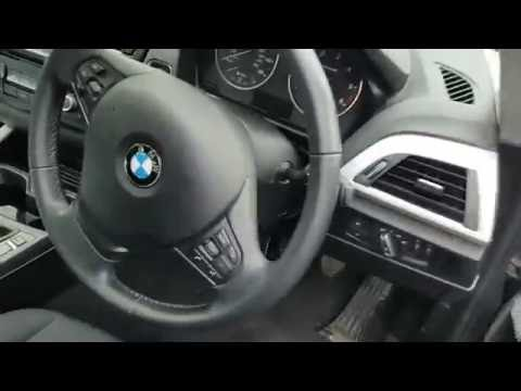 2013 BMW 116d efficient dynamics walk arround