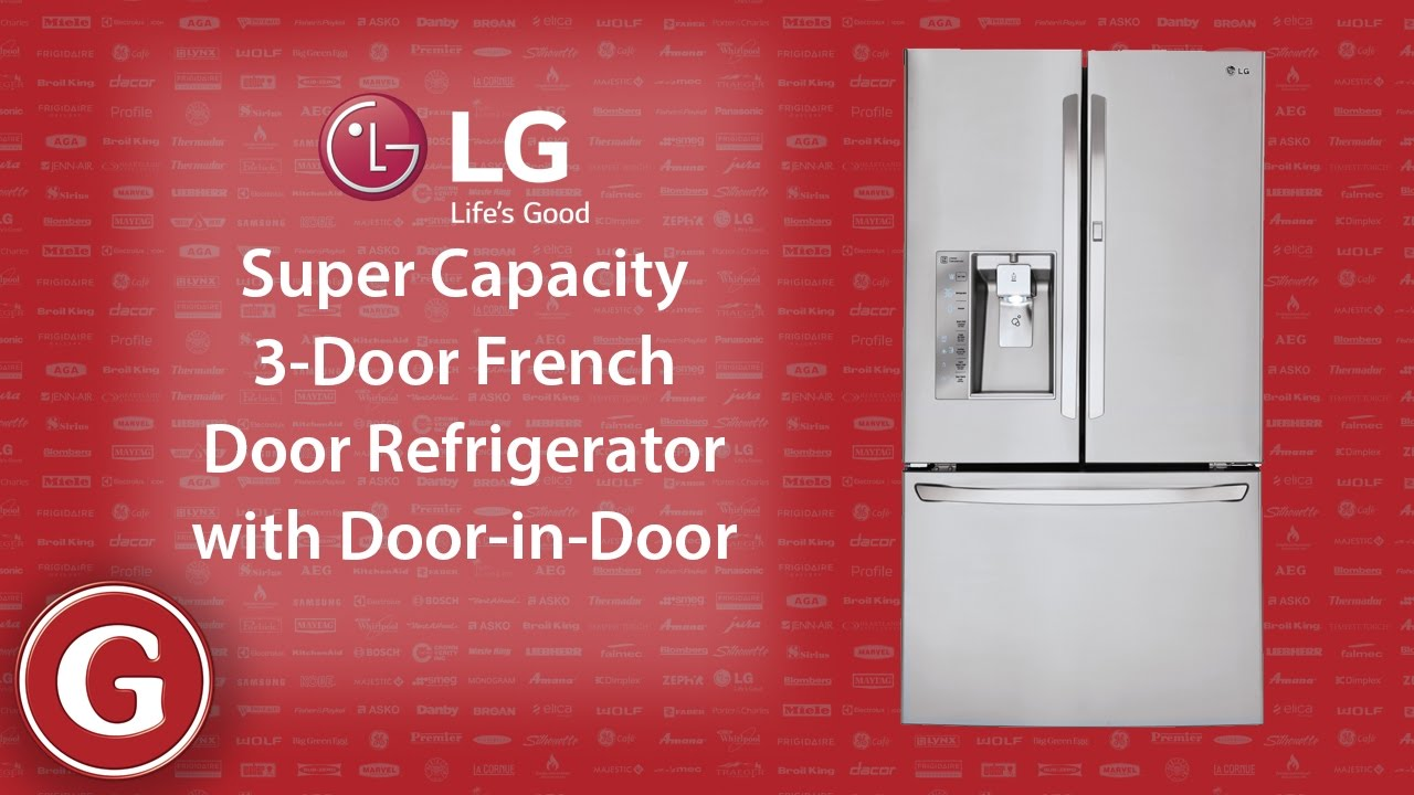 Lg super capacity french door refrigerator with door in door lg super capacity french door refrigerator with door in door rubansaba