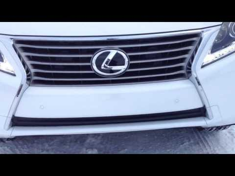 2014 Lexus RX 350 AWD Technology Package Review White on Saddle Tan
