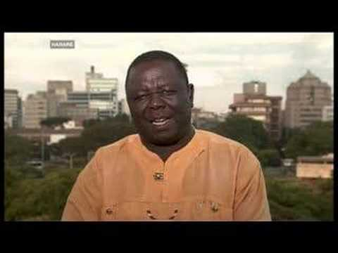 Frost over the World - Morgan Tsvangirai - 28 Mar 08