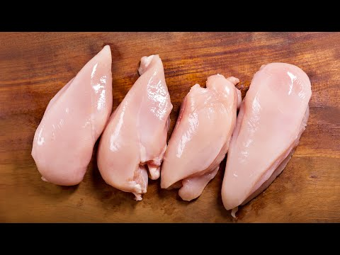 4 быстрых и действительно вкусных блюда из куриной грудки. Рецепты от Всегда Вкусно!