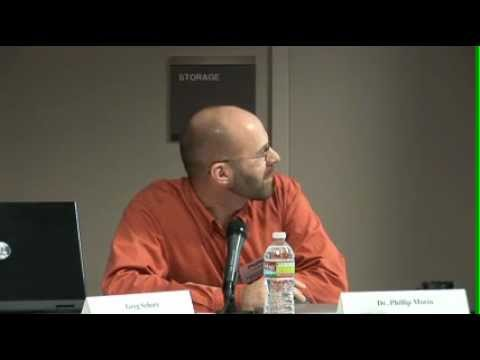 New Technologies in Marine Mammal Research - Dr. Phillip Morin