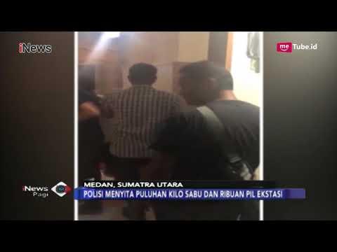 Sergap Pengedar Narkoba di Tol Ampelas, Polisi Temukan Puluhan Kilo Sabu - iNews Pagi 27/12 Mp3