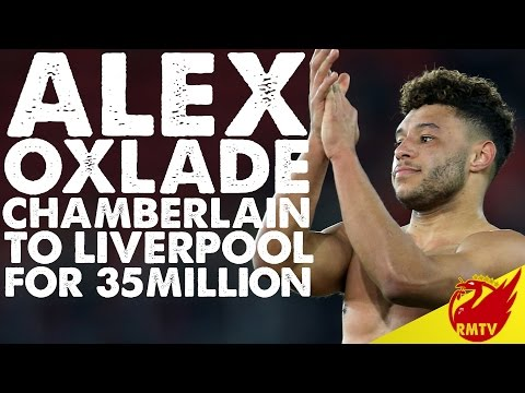 Alex Oxlade-Chamberlain To Liverpool For £35m | #LFC Daily News