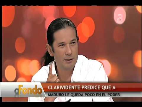 El clarividente Reinaldo Dos Santos predice que a Maduro le queda poco en el poder - Amrica TeV