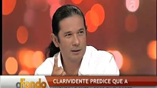 El clarividente Reinaldo Dos Santos predice que a Maduro le queda poco en el poder - América TeVé thumbnail