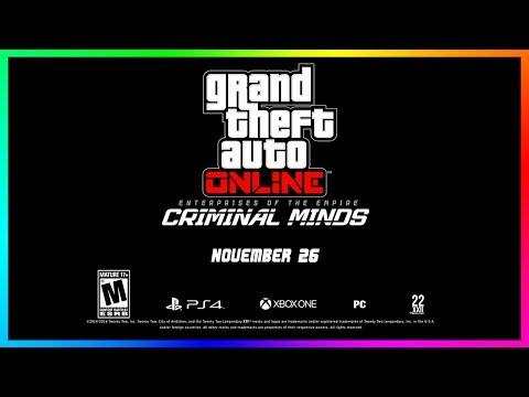 NEW GTA Online Enterprises Of The Empire Criminal Minds DLC Trailer Concept! (GTA 5 DLC Fan Made)