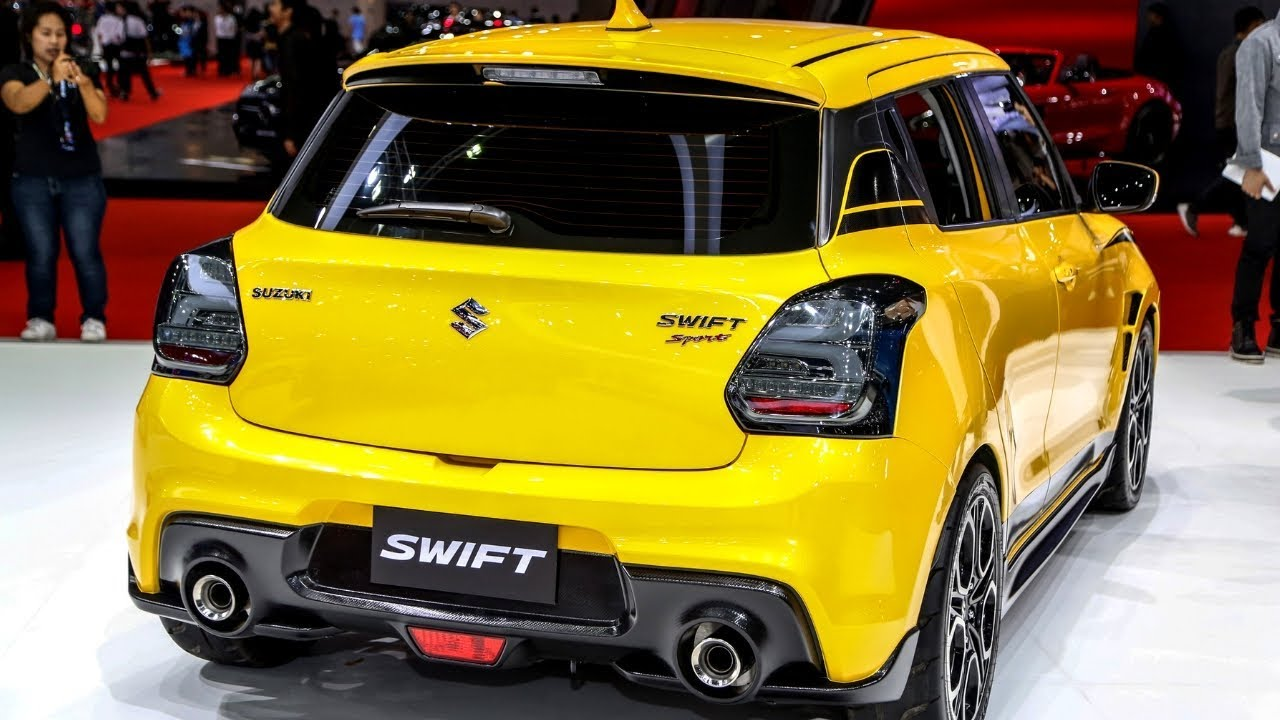 2021 New Suzuki Swift Sport Performance