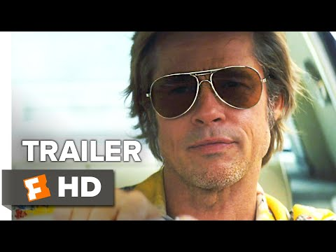 Once Upon A Time In Hollywood Trailer #2 (2019) | Movieclips Trailers