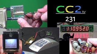 CC2tv #231  Vom Internet in den Knast und sicher gegen Türschloß-Knacker