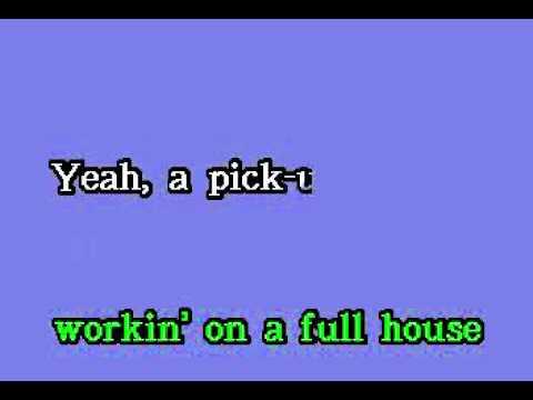 DK084 02   Brooks, Garth   Two Of A Kind, Working On A Full House [karaoke]
