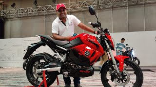 REVOLT - India's First Electric Motorcycle with AI